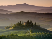 Farmhouse, Val D'orcia, Tuscany, Italy - Art for home and cottage