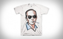 Fear N Loathing T-Shirt - Clothes make the man