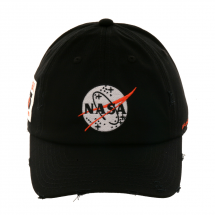 Field Grade NASA 25th Strapback Hat - Hats