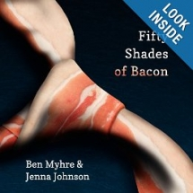 Fifty Shades of Bacon - Books