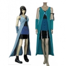 Final Fantasy VIII Rinoa Cosplay Costume - Final Fantasy Cosplay Costumes