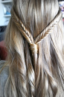 Fish Tail Braids - Fave hairstyles