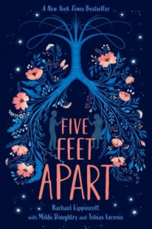 Five Feet Apart by Rachael Lippincott - Books to read