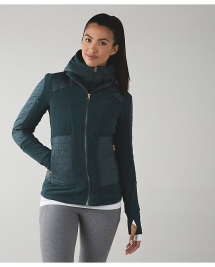 Fleecy Keen Jacket III by Lululemon  - I LUV Lululemon