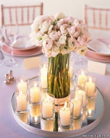 Flower Centerpieces - Wedding Ideas