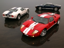 Ford GT (2005 - 2006) - Sports cars
