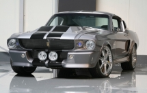 Ford Mustang Fastback 'Eleanor' - Hot rods