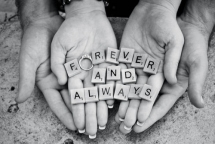 Forever and Always - Amazing black & white photos