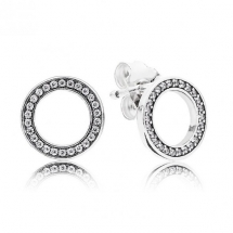 Forever Earrings by Pandora  - Jewelry