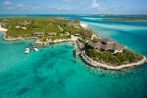 Fowl Cay Resort private island in Exumas, Bahamas - Vacation Bucket List