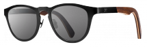 Shwood Fifty/Fifty Titanium Sunglasses - Man Style