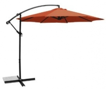 free standing umbrella with base - Outdoor Furniture