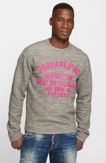 French Terry Graphix Sweatshirt - Man Style