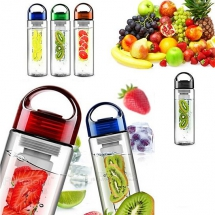 Fruit Infuser Water Bottle from Fruitzola - All Natural