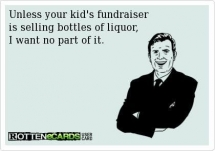 Fundraiser funny - That made me laugh!