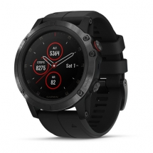 Garmin Fenix 5X Plus Sapphire Multisport GPS Watch - Watches