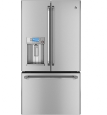 GE Café 23.1 cu. ft. Counter-Depth French-Door Refrigerator - New Kitchen Appliances