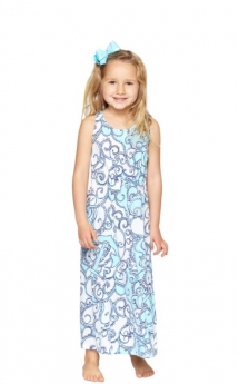 Girls Maxi Dress - Lilly Pulitzer - For the little one