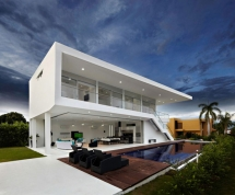 GM1 House designed by GM Arquitectos - Cool architecture
