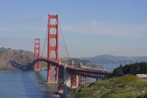 Golden Gate Bridge San Francisco - Dream destinations