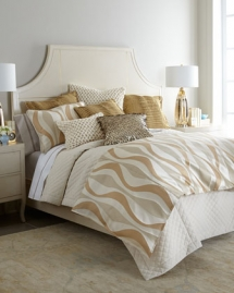 golden hues bedding - Great designs for the home