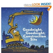 Goodnight, Goodnight Construction Site - Children's books
