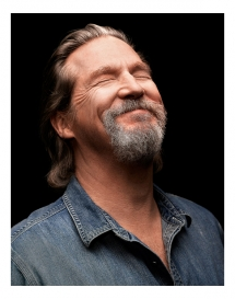 Great photo of Jeff Bridges - Celebrity Portraits
