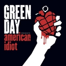 Green Day 'American Idiot' - Greatest Albums