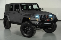 Grey Starwood 2014 Jeep Wrangler Unlimited - Jeeps - the best way to get around