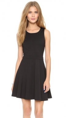 Griffith Fit & Flare Dress by cupcakes and cashmere  - Day Wear