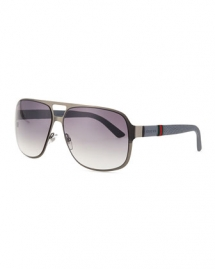Gucci Aviator Sunglasses - Cool Shades