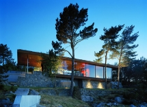 Gundersen House in Haugesund Norway - Cool architecture