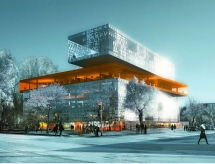 Halifax Central Library by Schmidt Hammer Lassen Architects - Cool architecture