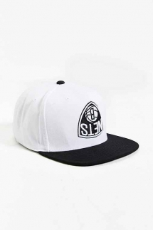 Hall Of Fame X Mitchell & Ness Brooklyn Nets Upside-Down Snapback Hat - Hats