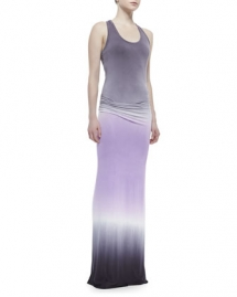 Hamptons Ombre Jersey Maxi Dress by Young Fabulous and Broke - Summer Clothes Are Calling