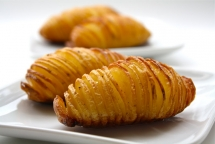 Hasselback Potatoes - Best Recipes Ever