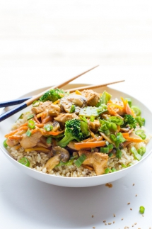 Healthy Chicken Stir Fry - Healthy Eating