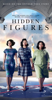 Hidden Figures  - Favourite Movies