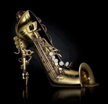 High Heeled Saxophone - All Types of Style