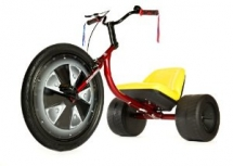 High Roller Adult Size Big Wheel Trike - Cool Products