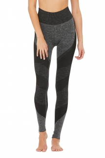 High-waist Seamless Lift Leggings - Yoga clothing