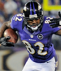 Hours after his brother was killed, Torrey Smith found the courage to play - Football