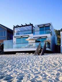 House on the beach - Modern Architecture