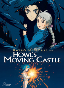 Howl's Moving Castle - I love movies!