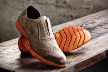 Hush Puppies Vibram Five Brogue5 Wingtips - Shoes