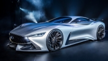 Infiniti Vision GT Concept - Cars