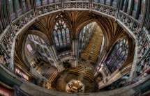 Inside Ely Cathedral - Home Decor & Interior Design