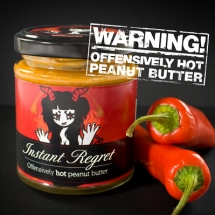 Instant Regret Peanut Butter - Cool Products