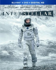 Interstellar (Blu-Ray) - Wish List