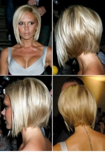 Inverted bob hairstyle - Fave beauty & hair ideas
